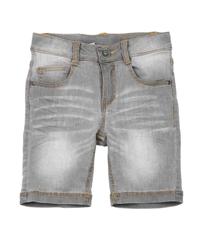 3Pommes Boy's Denim Bermuda Shorts Wild Soul