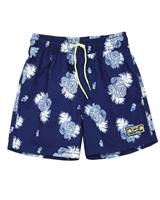3Pommes Boy's Swim Shorts Miami Vice