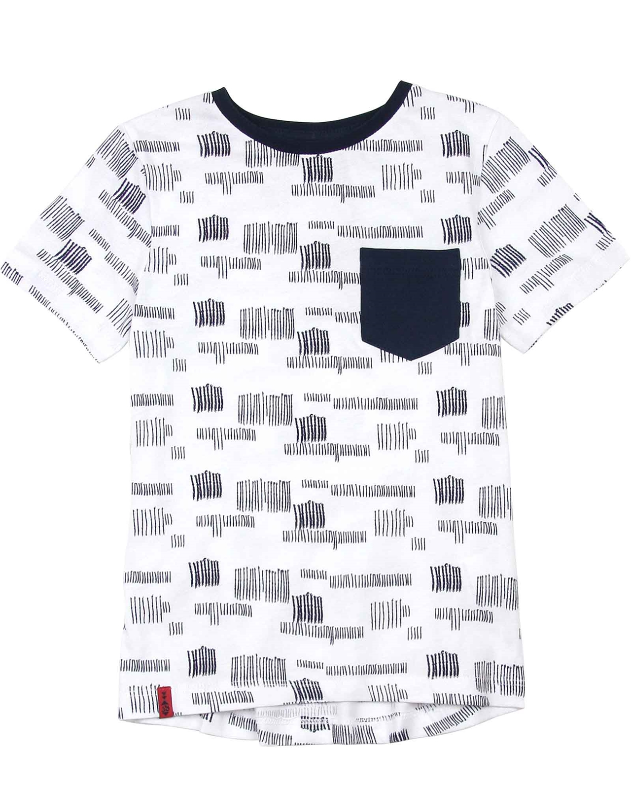 3POMMES Boys T-Shirt with Pocket Cargo Graphic Sizes 4-12