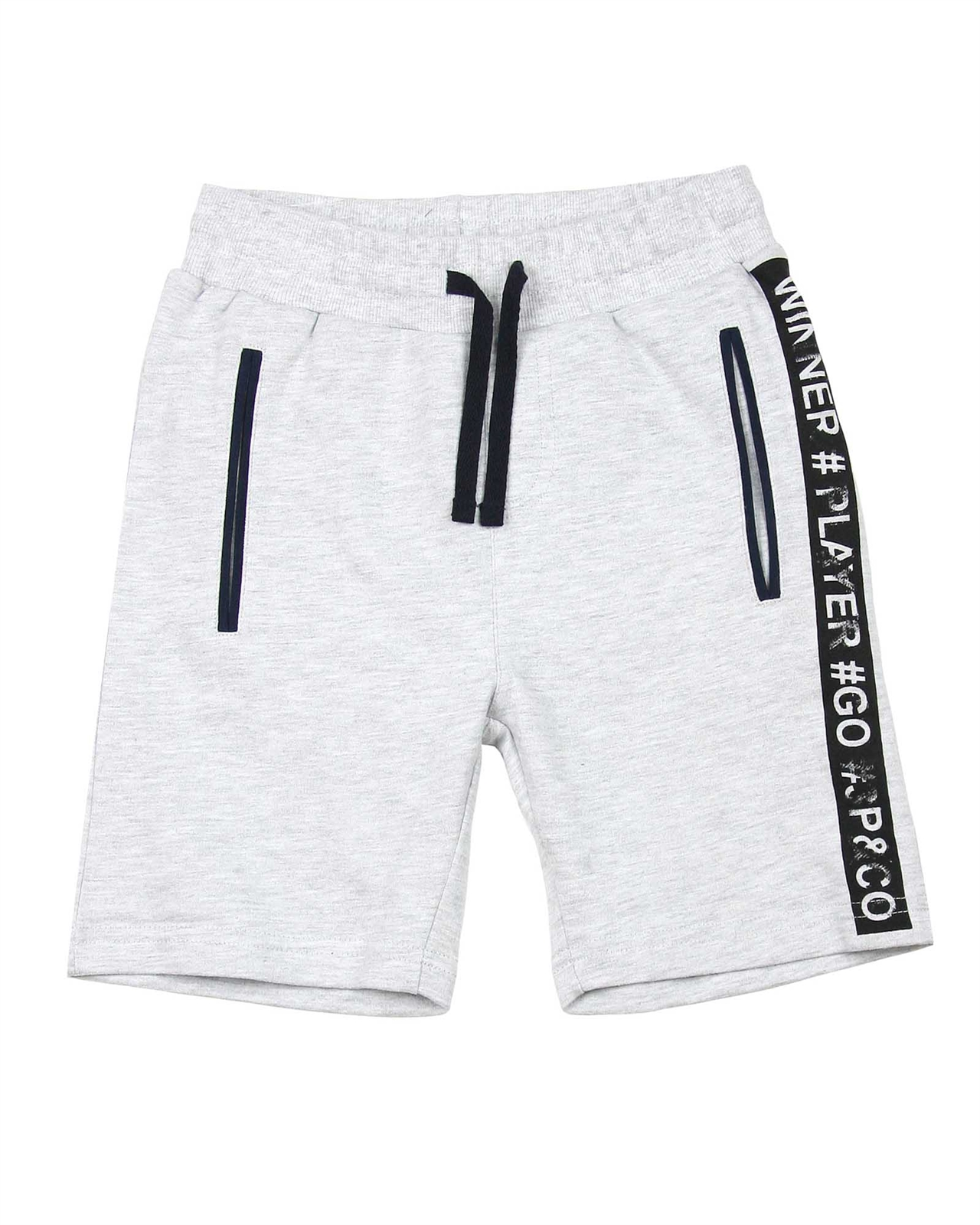 ff53faa1cd 3POMMES Boy's Jogging Shorts Cargo Graphic, Sizes 4-12