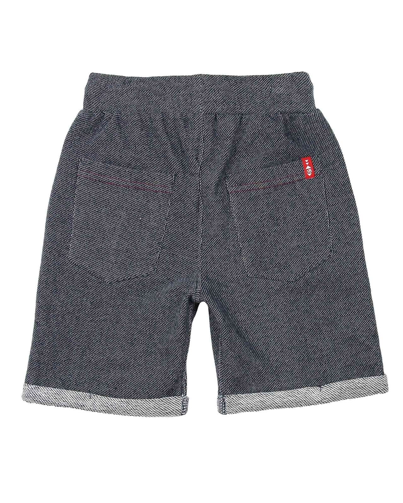 64f887237e 3POMMES Boy's Terry Shorts Cargo Graphic, Sizes 4-12