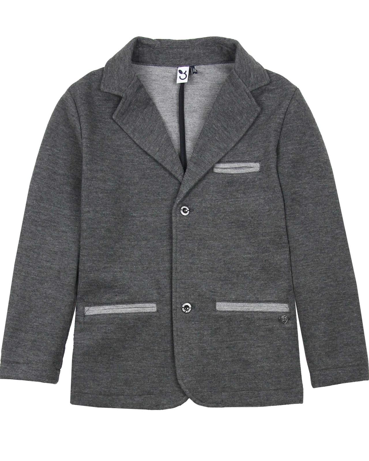 3POMMES Boys Knit Dress Blazer Sizes 4-12