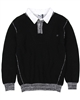 3Pommes Boys Pullover in Layered Look