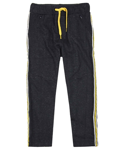 3Pommes Boys Track Pants with Side Stripes
