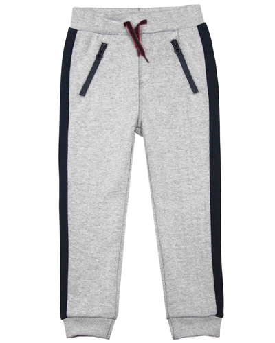 3Pommes Boys Track Pants with Side Inserts