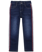 3Pommes Boy's Jogg Jeans with Side Stripes