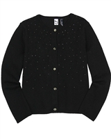 3Pommes Studded Knit Cardigan