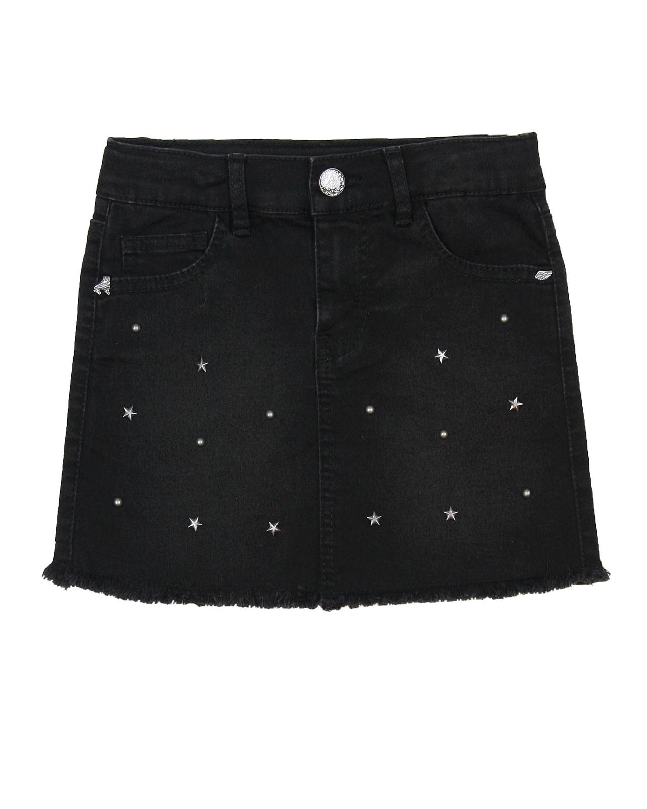 0a081b389 3Pommes Star Studded Denim Skirt - 3Pommes - 3Pommes Fall Winter ...