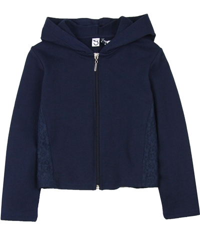 3Pommes Hooded Cardigan