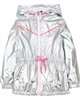 3Pommes Shiny Windbreaker Jacket