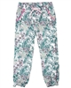 3Pommes Summer Pants in Hawaiian Print
