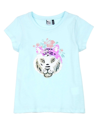 3Pommes T-shirt with Tiger