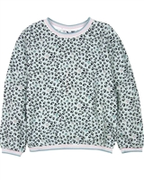 3Pommes Cheetah Print Top