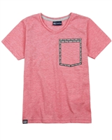 Quimby Boys V-neck T-shirt