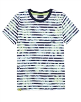 Quimby Boys Striped T-shirt