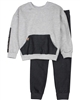 Quimby Boys Sweatshirt and Denim Look Pants