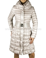 Silolona Women's Goose Down Puffer Coat