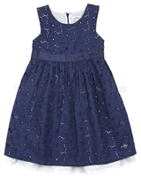 s.Oliver Girls' Lace Dress