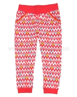 s.Oliver Girls' Pattern Print Summer Pants