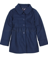 s.Oliver Girls' Felt Coat