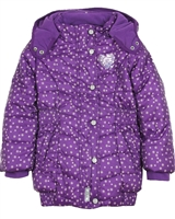 s.Oliver Girls' Jacket with Floral Print