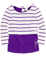 s.Oliver Girls' 2-in-1 Long Sleeve Top with a Sleeveless Top