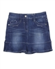 s.Oliver Girls' Pretty Denim Skirt