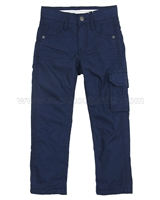 s.Oliver Boys' Lined Poplin Pants