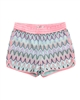 ST. Girls Zigzag Shorts Phelix