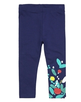 Tuc Tuc Little Girl's Leggings with Print