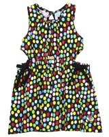 Tuc Tuc Little Girl's Polka Dot Jersey Dress