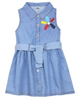 Tuc Tuc Little Girl's Chambray Dress