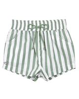 Tuc Tuc Girl's Striped Shorts