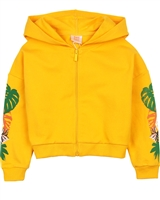 Tuc Tuc Girl's Hooded Terry Sweatshirt