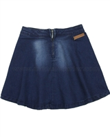 Tumble n Dry Girls' Denim Skirt Hilke