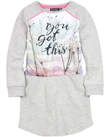 Tumble n Dry Girls' Sweatshirt Dress Honoura
