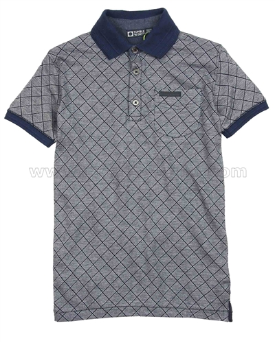 Tumble n Dry Boys Polo Mahlon