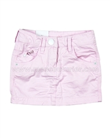 Tumble n Dry Girls' Twill Skirt