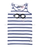 Tumble n Dry Girls Striped Tank Top London