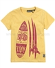 Tumble n Dry Boys T-shirt Brigan Mustard