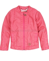 Tumble n Dry Girls Pleather Jacket Becky