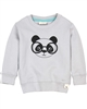 Turtledove London Panda Face Sweatshirt