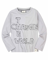 Turtledove London Change the World T-shirt