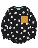 Turtledove London Percy and Maurice T-shirt