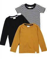 Turtledove London 3-Pack Layering T-shirts