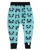 Turtledove London Pants in Panda Print