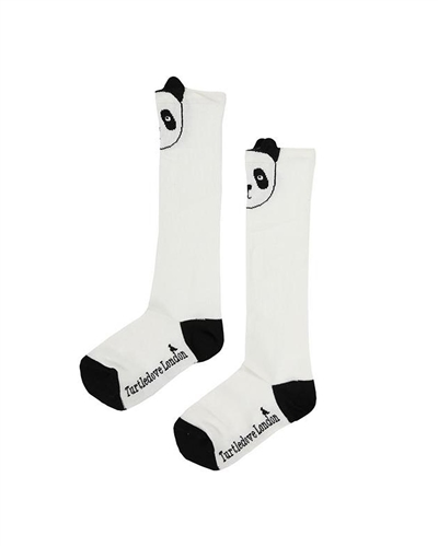 Turtledove London Panda Knee-high Socks