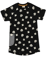 Turtledove London Percey and Maurice Print Dress