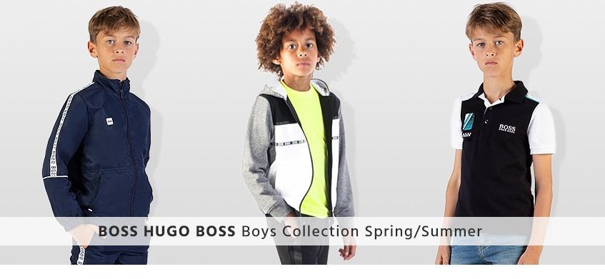 cab34f16f Hugo Boss Boys' Clothing | Hugo Boss Kidswear Online