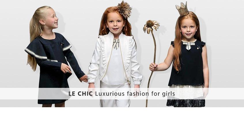 6a0da1d82ba Le Chic Clothing for Kids